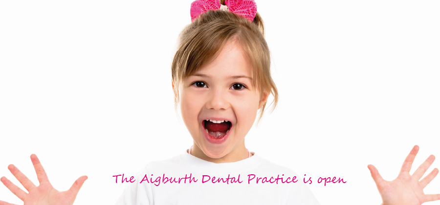 AIGBURTH DENTAL PRACTICE IN LIVERPOOL IS OPEN