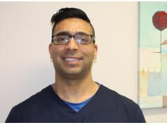 Rez Dimahomed Associate Dentist